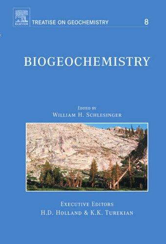 9780080446424: Biogeochemistry: 8 (Treatise on Geochemistry)