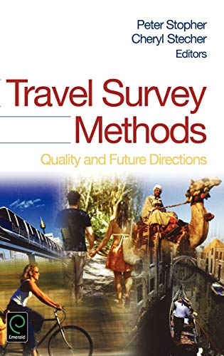 9780080446622: Travel Survey Methods: Quality and Future Directions
