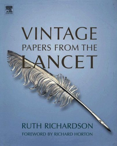 9780080446837: Vintage Papers From The Lancet