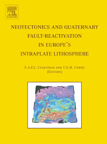 9780080446875: Neotectonics and Quaternary Fault-reactivation in Europe's Intraplate Lithosphere