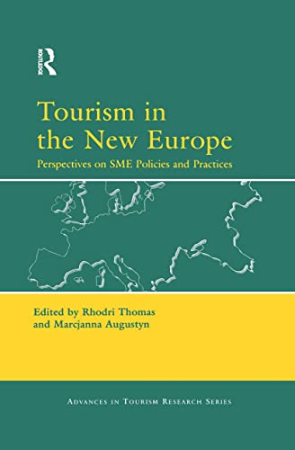 9780080447063: Tourism in the New Europe (Advances in Tourism Research)