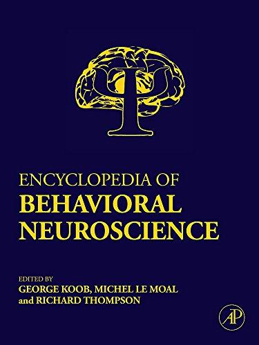 Encyclopedia of Behavioral Neuroscience: Volumes 1-3: Richard A. Thompson