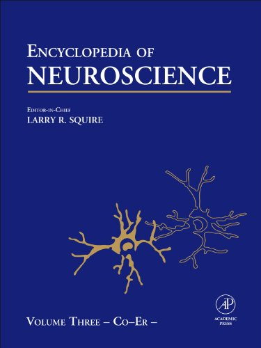 9780080447964: Encyclopedia of Neuroscience (Vol 3)