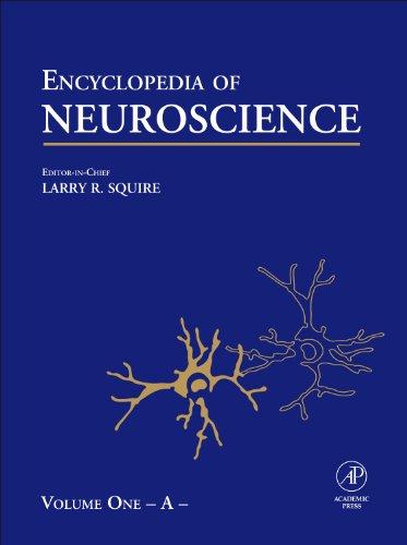 9780080447988: Encyclopedia of Neuroscience  (Vol 1)