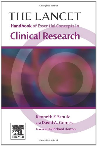 9780080448664: The Lancet Handbook of Essential Concepts in Clinical Research (The Lancet Handbooks)