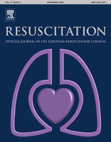 9780080448701: Resuscitation: The European Resuscitation Council Guidelines for Resuscitation 2005, 1e