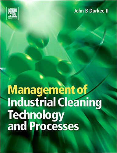 9780080448886: Management of Industrial Cleaning and Processes
