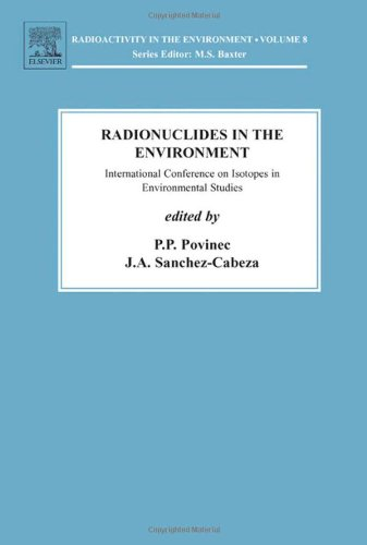 9780080449098: International Conference on Isotopes and Environmental Studies,8: Aquatic Forum 2004, 25-29 October, Monaco (Radioactivity in the Environment)