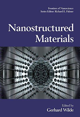 9780080449654: Nanostructured Materials, Volume 1 (Frontiers of Nanoscience)