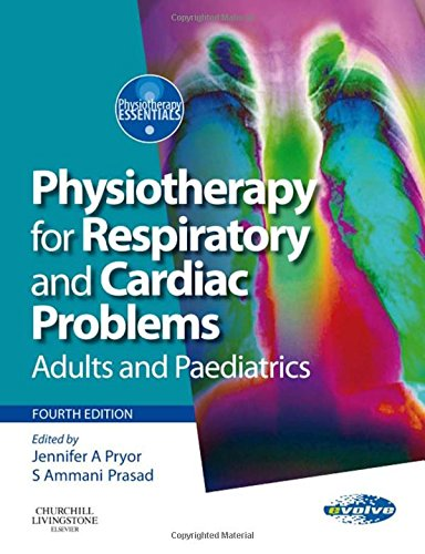 9780080449852: Physiotherapy for Respiratory and Cardiac Problems: Adults and Paediatrics, 4e