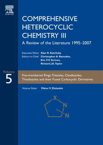 9780080449975: Comprehensive Heterocyclic Chemistry III, Vol. 5