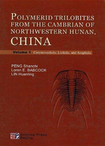 9780080450230: Polymerid Tribolites from the Cambrian of Northwestern Hunan, China, Two-Volume Set: Polymerid Trilobites from the Cambrian of Northwestern Hunan, CHINA: Volume 1 Corynexochida, Lichida, and Asaphida