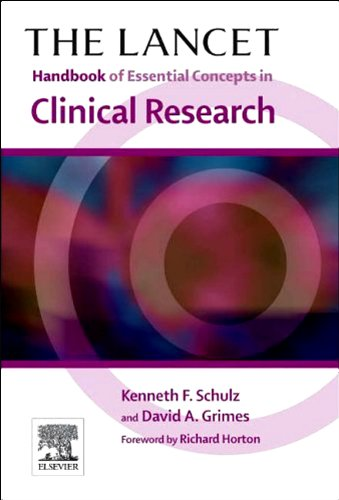 The Handbook of Essential Concepts in Clinical: Ken F. Schulz