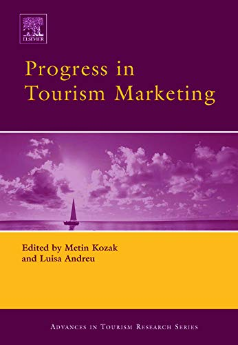9780080450407: Progress in Tourism Marketing (Advances in Tourism Research)