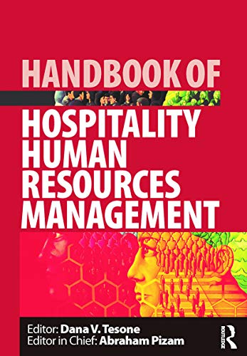 9780080450810: Handbook of Hospitality Human Resources Management (Handbooks of Hospitality Management, Vol. 4)