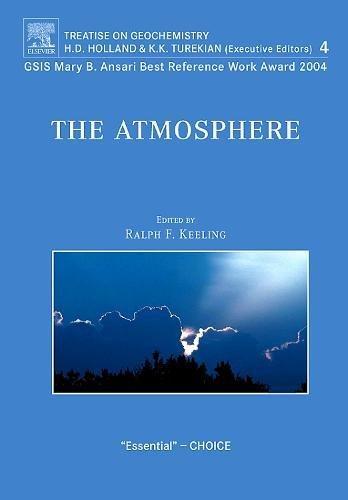 9780080450919: The Atmosphere: Treatise on Geochemistry, Volume 4