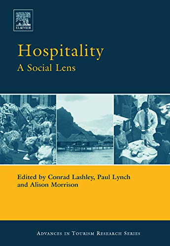 9780080450933: Hospitality (Routledge Advances in Tourism)