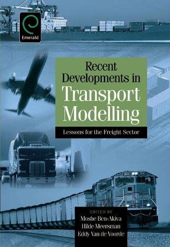 Recent Developments in Transport Modelling: Lessons for
