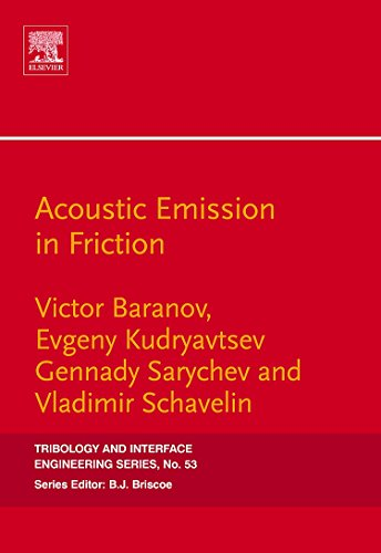 9780080451503: Acoustic Emission in Friction, Volume 53 (Tribology and Interface Engineering)