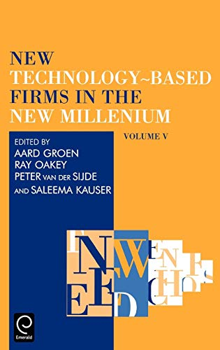 9780080451527: New Technology-Based Firms in the New Millennium, V, Volume 5 (New Technology-Based Firms) (New Technology-Based Firms)