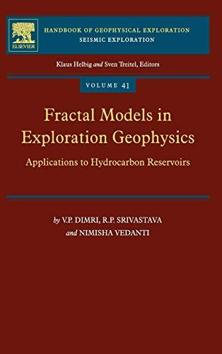 Fractal Models in Exploration Geophysics: Volume 41: N.M Banerjee, Vijay
