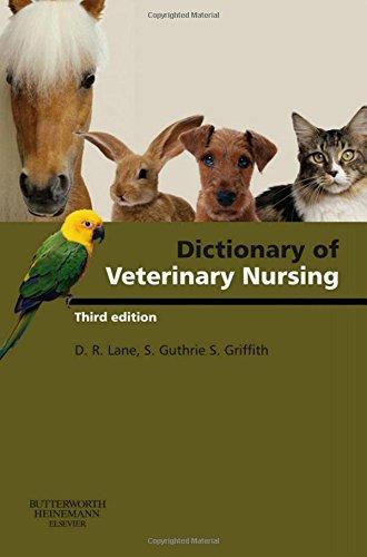 9780080452654: Dictionary of Veterinary Nursing, 3e