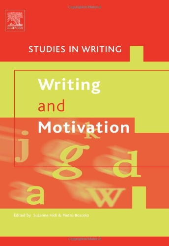 9780080453255: Writing and Motivation, Volume 19 (Studies in Writing)