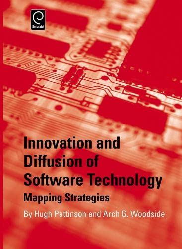 9780080453262: Innovation And Diffusion Of Software Technology: Mapping Strategies