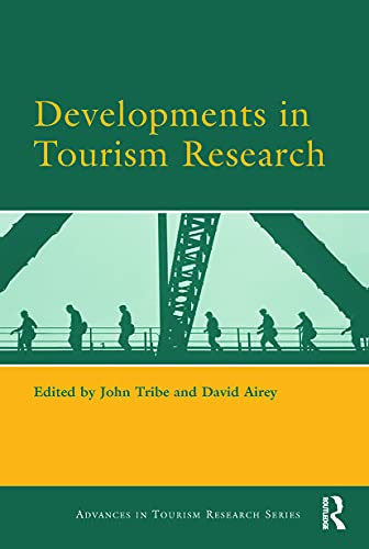 9780080453286: Developments in Tourism Research (Routledge Advances in Tourism)