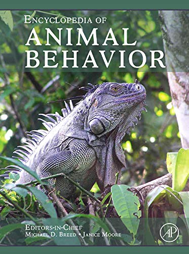 9780080453330: Encyclopedia of Animal Behavior