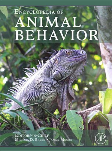 9780080453378: Encyclopedia of Animal Behavior