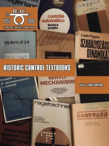 9780080453460: Historic Control Textbooks (IFAC Symposia Series)