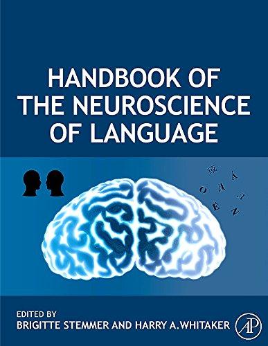 9780080453521: Handbook of the Neuroscience of Language