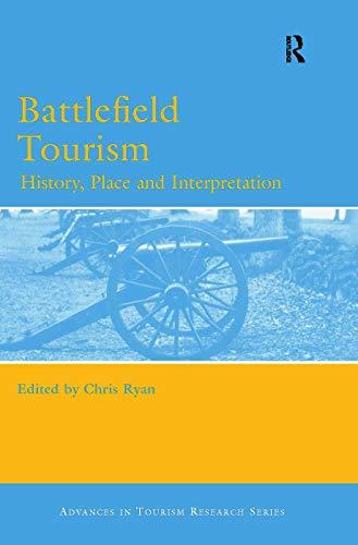 9780080453620: Battlefield Tourism (Routledge Advances in Tourism)