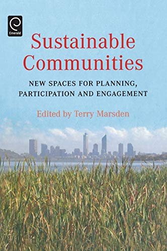 9780080453637: Sustainable Communities: New spaces for planning, participation and engagement