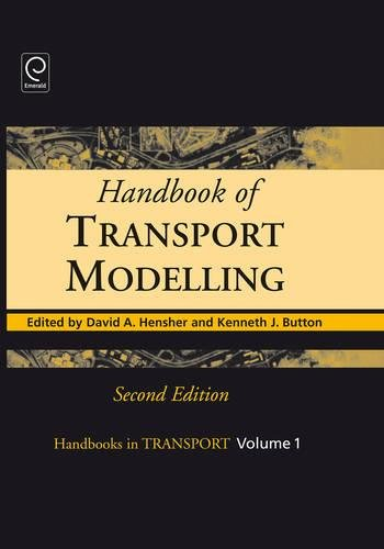 9780080453767: Handbook of Transport Modelling (Handbooks in Transport)