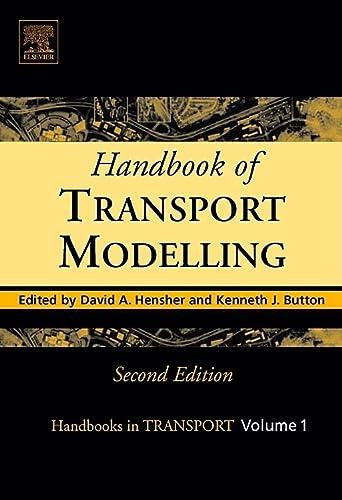 9780080453767: Handbook of Transport Modelling