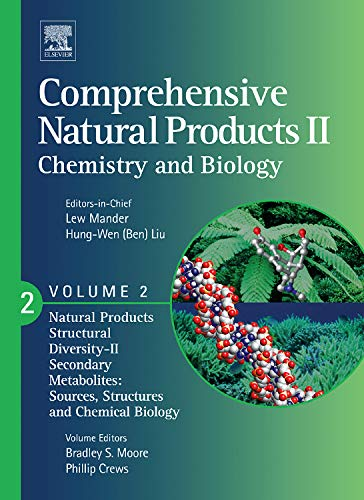 9780080453842: Comprehensive Natural Products II, Volume 2: Chemistry and Biology