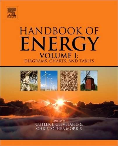 9780080464053: Handbook of Energy: Diagrams, Charts, and Tables
