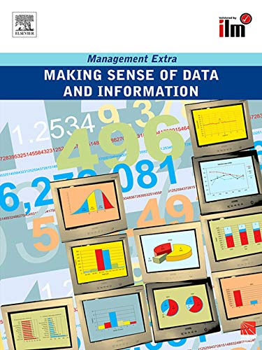 9780080465210: Making Sense of Data and Information (Management Extra)