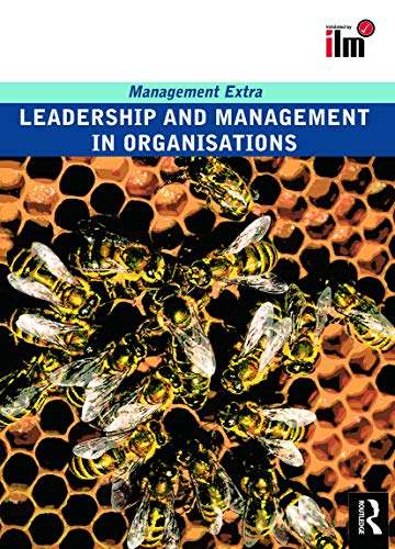 9780080465289: Leadership and Management in Organisations (Management Extra)