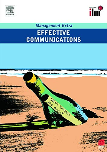 9780080465296: Effective Communications (Management Extra)