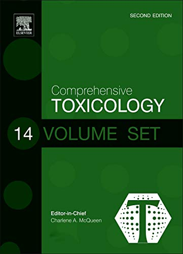 9780080468686: Comprehensive Toxicology