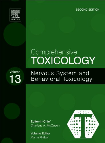9780080468815: Comprehensive Toxicology, 15-Volume Set, Second Edition: Volume 13