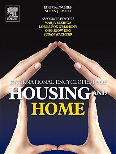 9780080471631: International Encyclopedia of Housing and Home, Seven-Volume Set