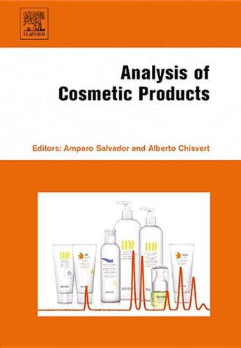 9780080475318: Analysis of Cosmetic Products