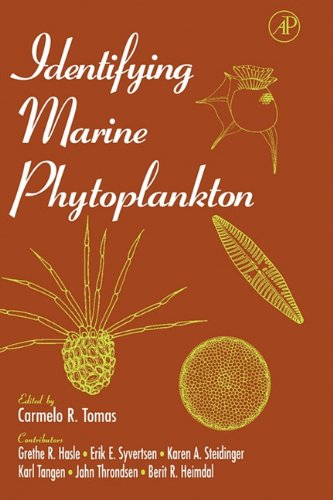 9780080534428: [Identifying Marine Phytoplankton] (By: Carmelo R. Tomas) [published: August, 1997]