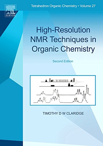 9780080546285: High-Resolution NMR Techniques in Organic Chemistry (Tetrahedron Organic Chemistry)