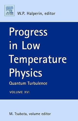 Progress In Low Temperature Physics, Vol.16