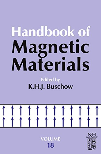 Handbook of Magnetic Materials (Hardback)